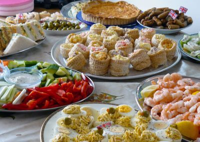 All About Taste Buffet Food
